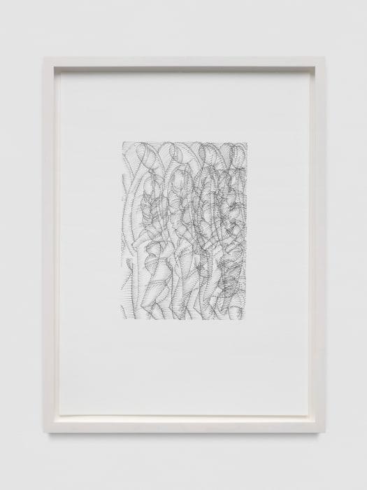 Untitled (reflets gravés) by Achraf Touloub