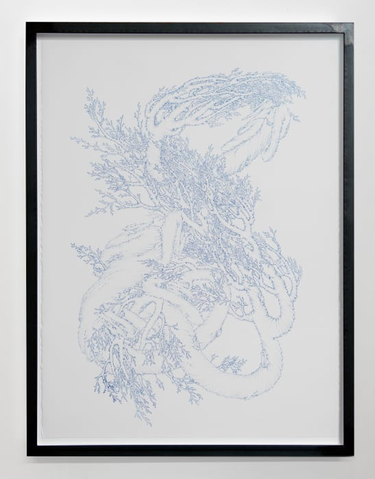 Landscape Stream series by Achraf Touloub