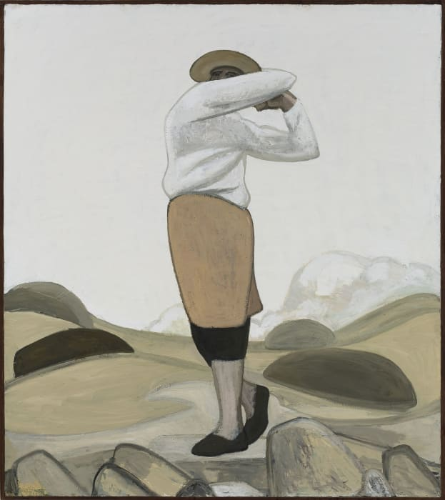 Untitled - Highland Practice Court 1 by Xiaohui Liu