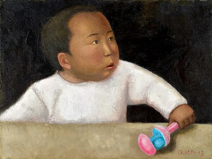 The Child by Jianwei Duan