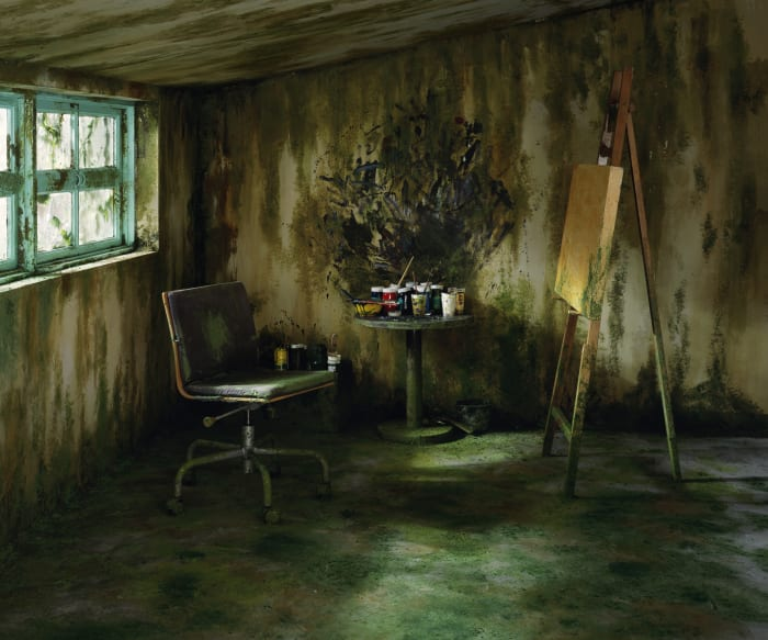Mossy Room by Chen Wei