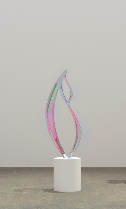 Spirifer I by Mariko Mori