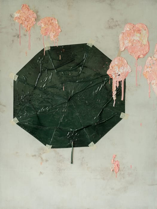 Untitled (After R. Tuttle) by Bernardo Pacquing