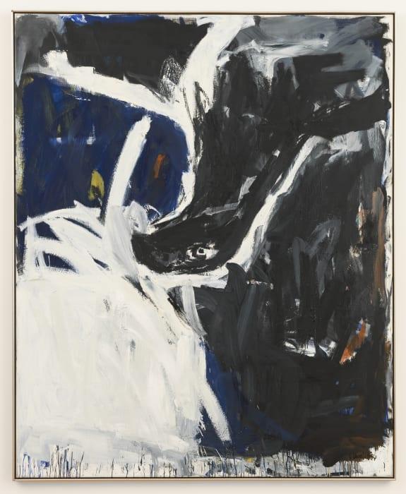 Adler Kopf by Georg Baselitz
