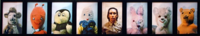Ahh...Youth by Mike Kelley