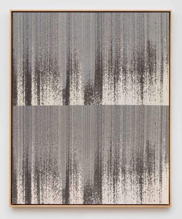 Negative Entropy (Digital Ocean, NYC2 Super Micro, Silver, Double) by Mika Tajima