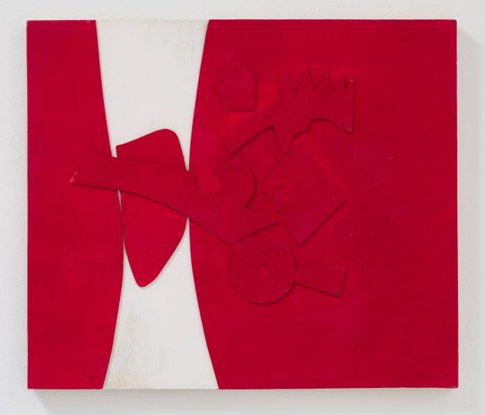 Work Red by Yoshishige Saito