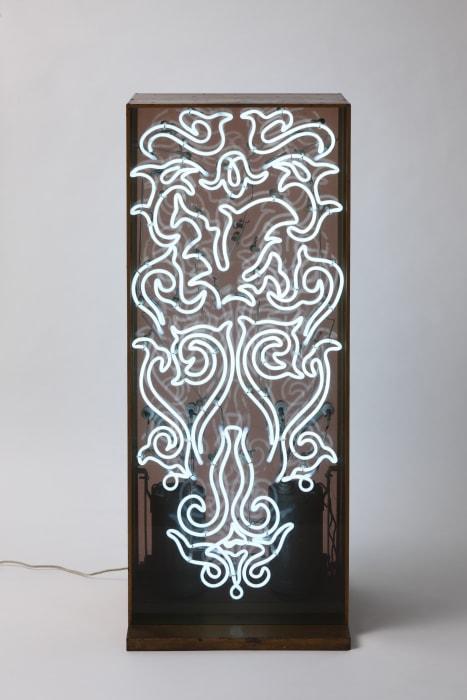 Neon Arabesque by Masunobu Yoshimura