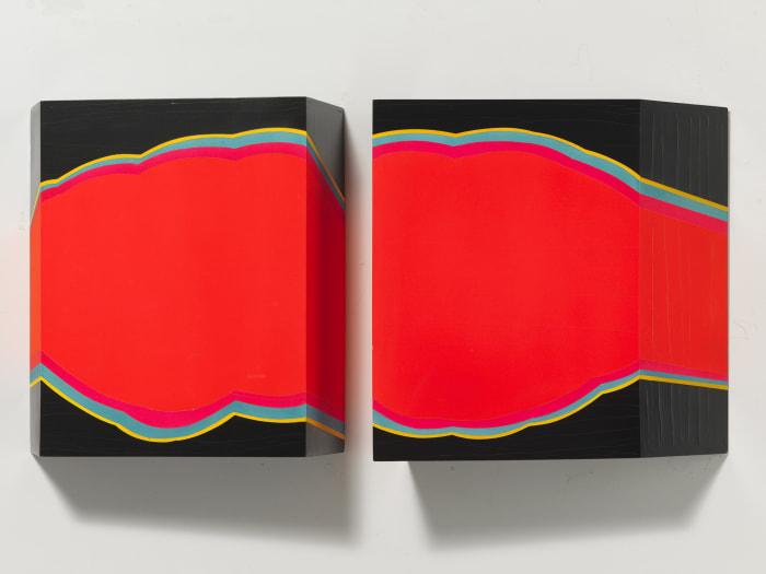 Neon Cloud No.101 by Masunobu Yoshimura