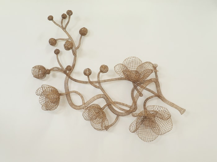 Rang Phnom Flower No. 8 by Sopheap Pich