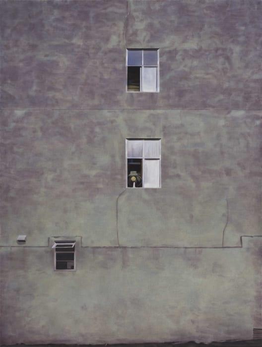 The Wall by Wang Qiang