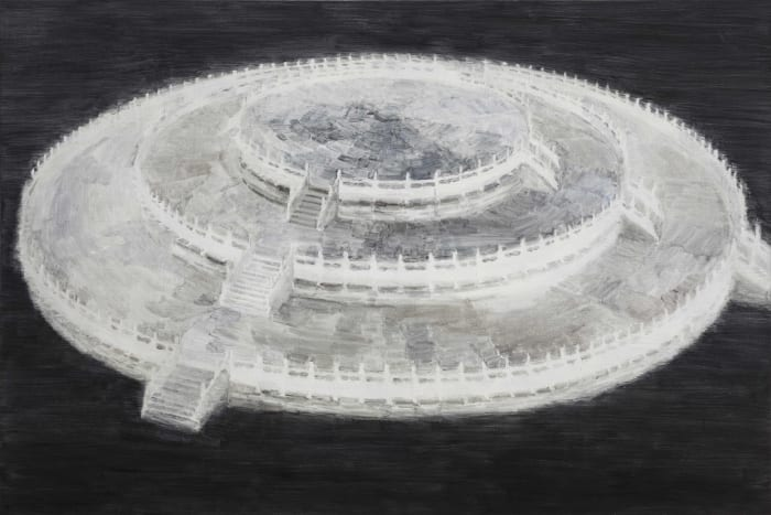 The Temple of Heaven by Shi Zhiying