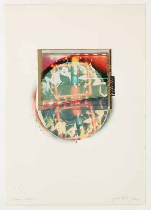 Eakins/Marey L'uomo scomposto by Paolo Gioli