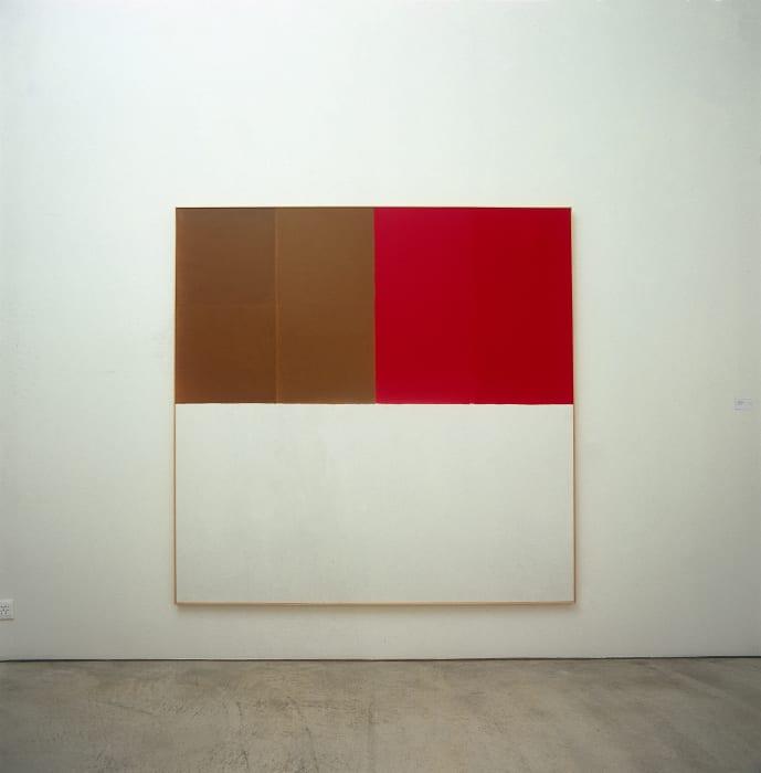 Brown/Red by James Bishop