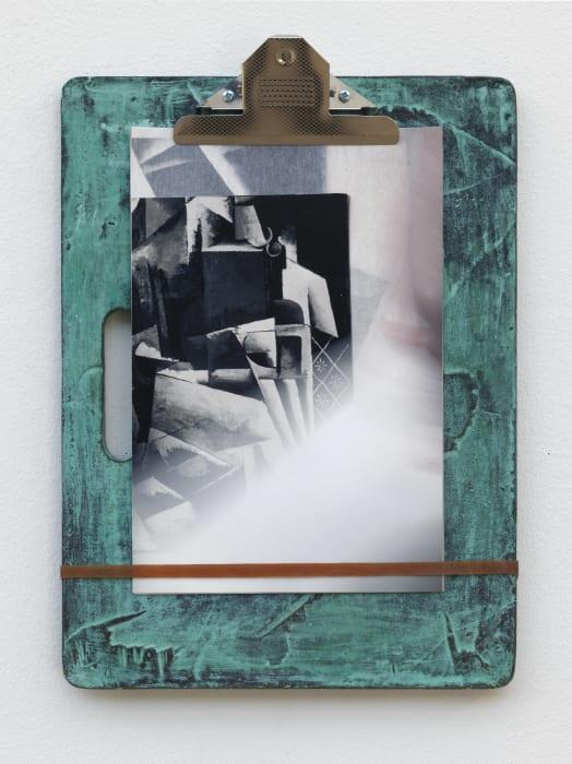 Clip (painterly architectonics) by Antonis Pittas
