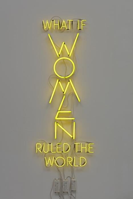 What if Women Ruled the World by Yael Bartana