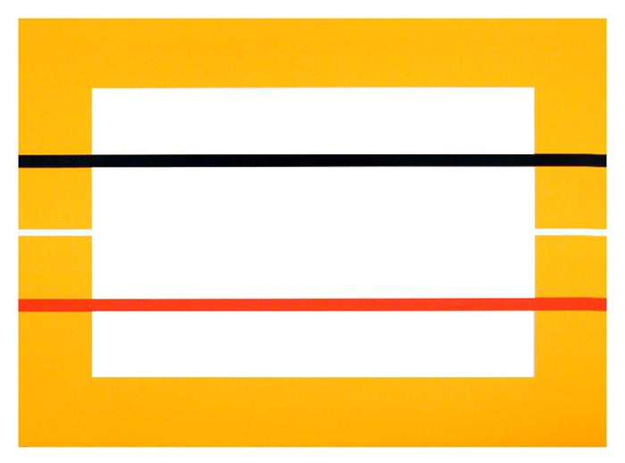 Untitled (#196) by Donald Judd