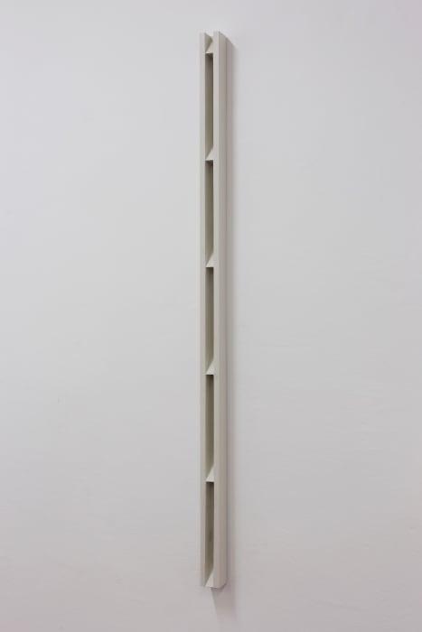 Plaster Object #1 (Formed speech) by Florian Pumhösl