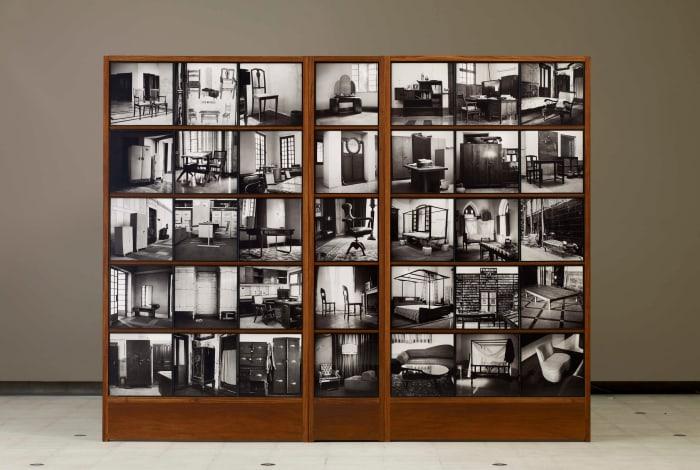 Museum of Furniture by Dayanita Singh