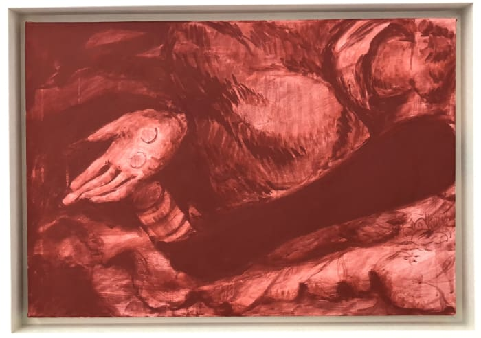 """DETALLE DEL PRODUCTO II (hands)"" by Sandra Gamarra"