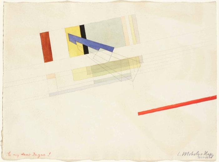 Untitled by László Moholy-Nagy
