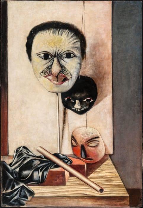 Die Gelbe Maske by Karl Völker