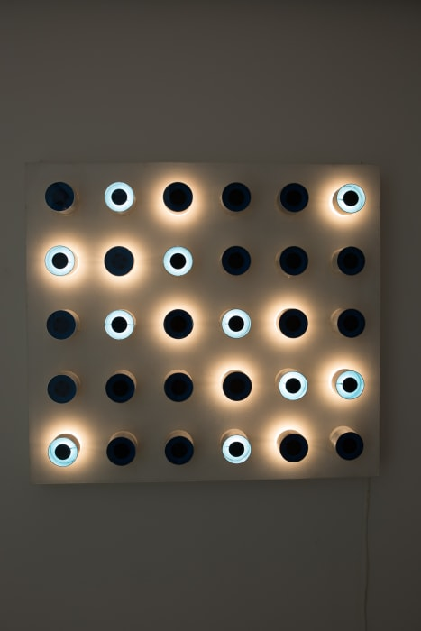 Relief polychrome by Gregorio Vardanega