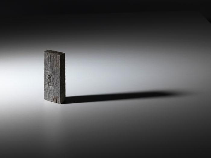no title (stick) by Serge Hasenböhler