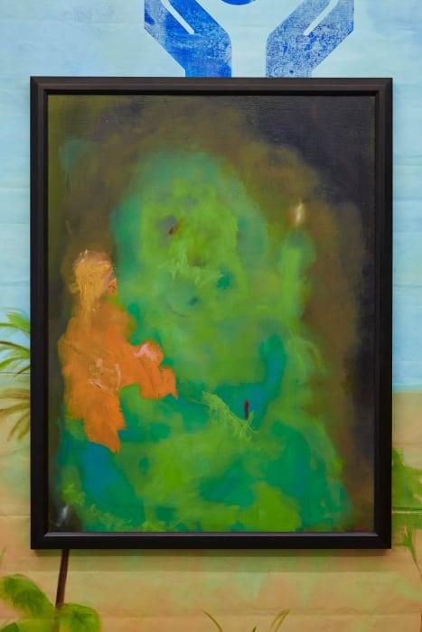 Vacant Portrait: hominoid inheritor by Stephen G. Rhodes