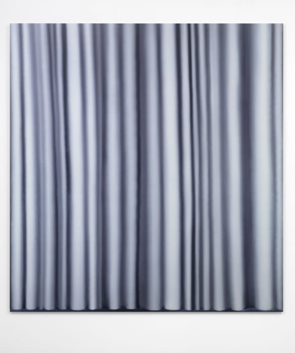 Vorhang by Gerhard Richter