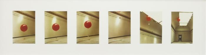 Ballon by Roman Signer