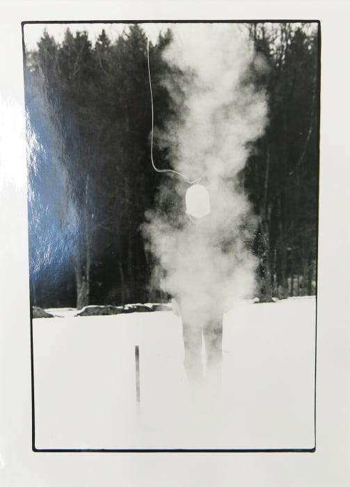 Mütze mit Rakete by Roman Signer