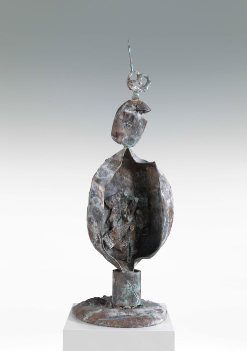 La boulangère by Joan Miró