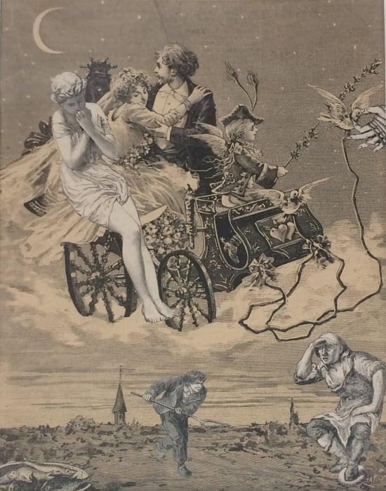 L'esprit de Locarno by Max Ernst