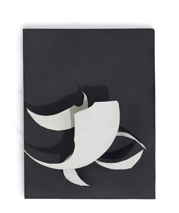 Chutes ovales by Jean Tinguely
