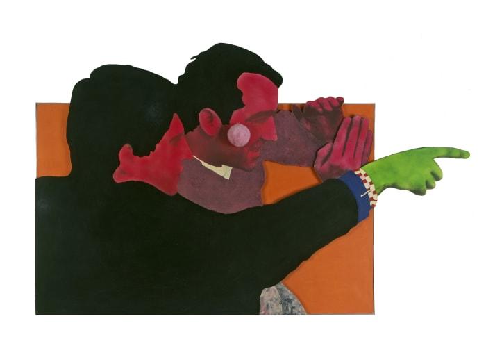A propos de New York en Peinturama by Martial Raysse