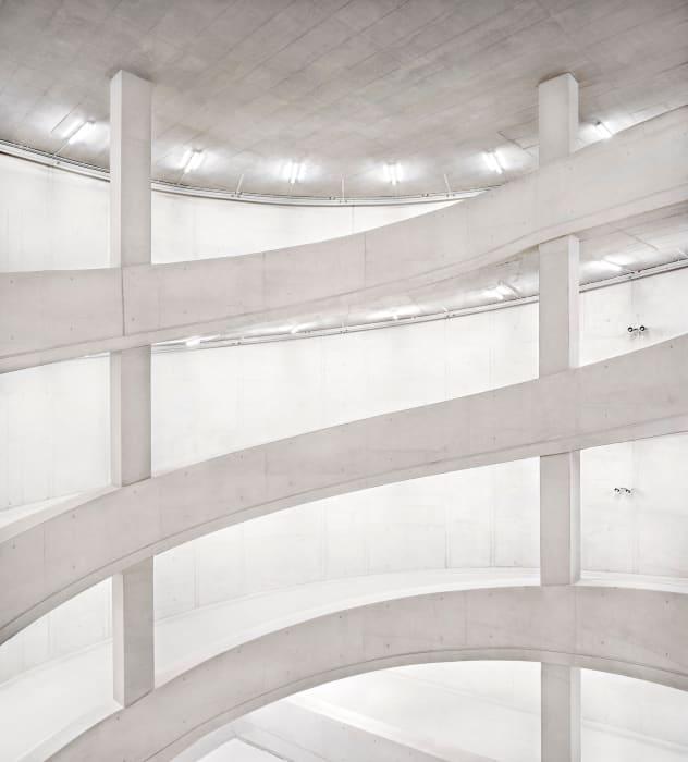 Elbphilharmonie Hamburg Herzog & de Meuron Hamburg XII 2016 by Candida Höfer
