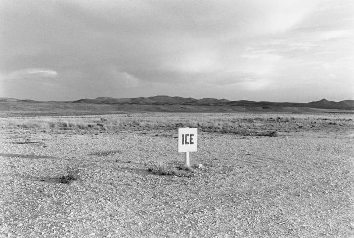Walapai, Arizona by Henry Wessel