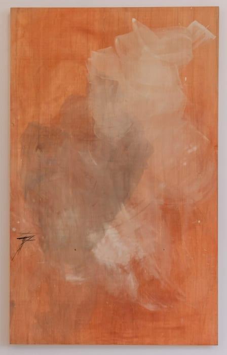 Grand contrepoint cuivré by Anne Laure Sacriste