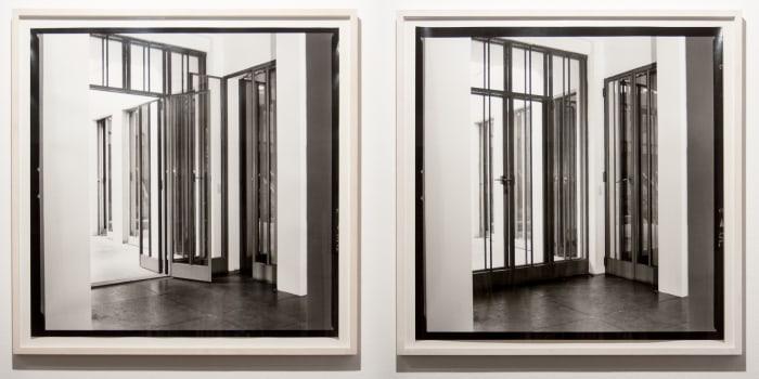 Wittgensteinhaus: Die Halle by Bernhard Leitner