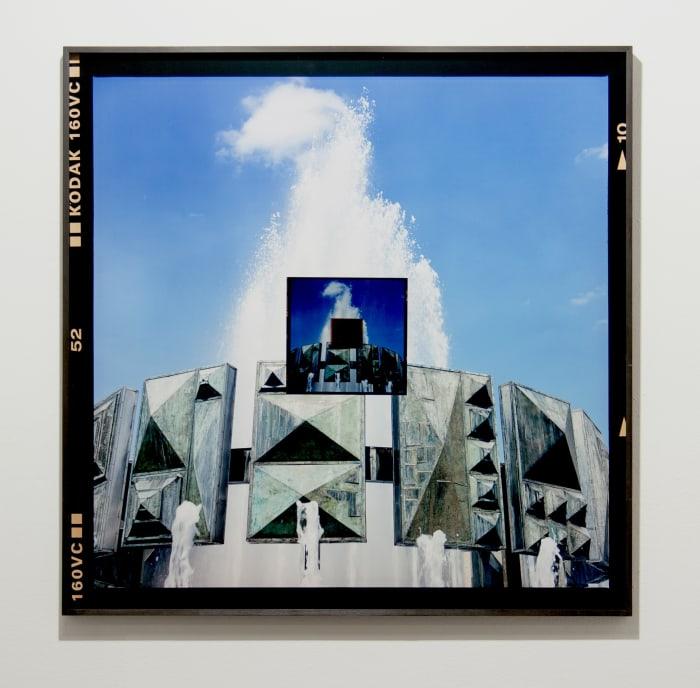 Kodak: Karl-Marx Fountain by Mladen Bizumic