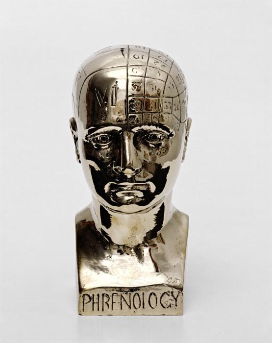 Phrenology Cranium by Sherrie Levine