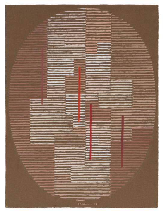 Composition B/53/2 by Adolf Richard Fleischmann