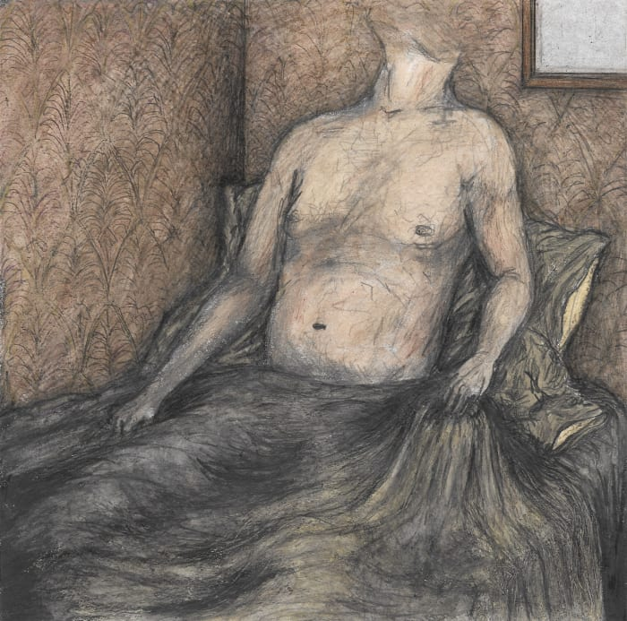 In the Damp Room by Dan Herschlein