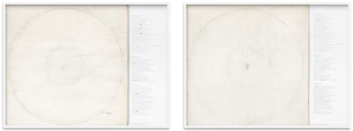 A poem by repetition by Vsevolod Nekrasov 3 by Natalie Czech