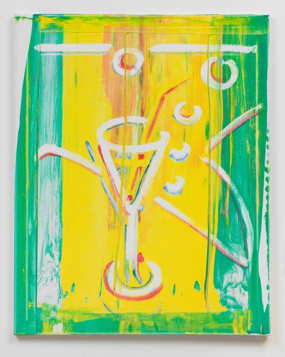 Cocktail 2 by Karl Horst Hödicke