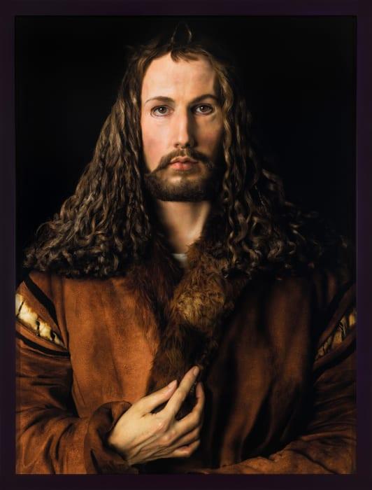 Me as Dürer by Gillian Wearing