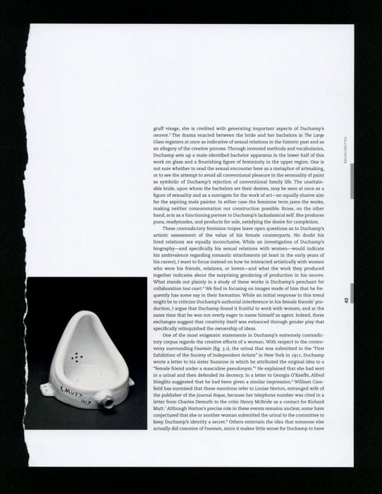 The Fountain Archives - FA 0579 A by Saâdane Afif