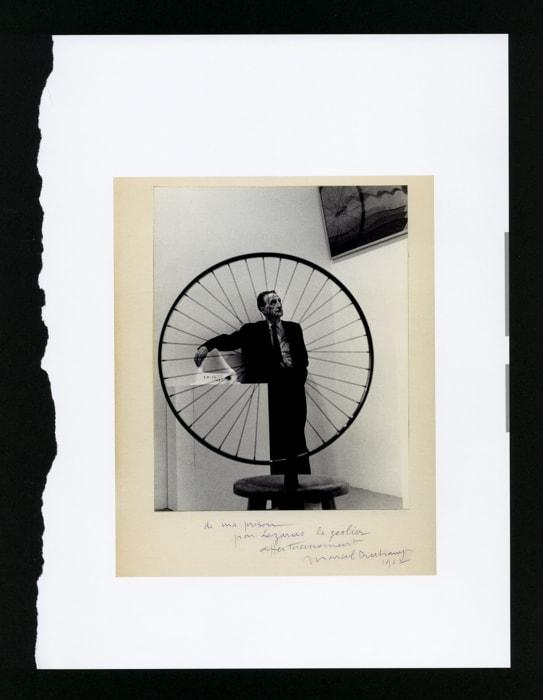 The Fountain Archives - FA 0579 B by Saâdane Afif