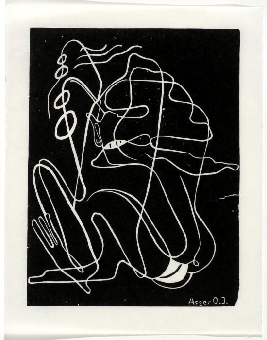 Uden titel (1933 - 39) by Asger Jorn